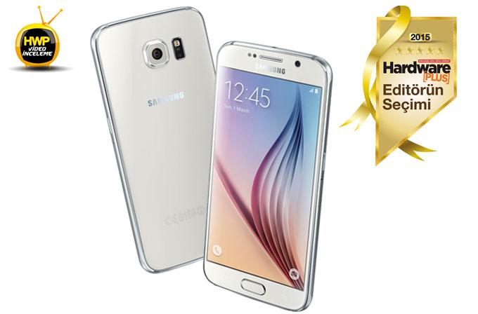 Samsung Galaxy S6 İncelemesi