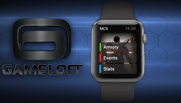 Gameloft'un 4 oyunu Apple Watch ile uyumlu hale geldi
