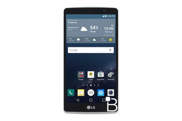 LG G4 Stylus görüntülendi