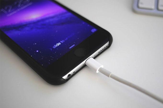 iPhone 6'yı daha hızlı şarj etmek için ipuçları