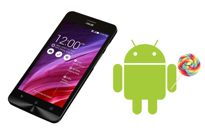 ASUS Zenfone 5'e Android Lollipop müjdesi!