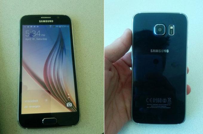 Yanlışlıkla sahte Galaxy S6 satın aldı