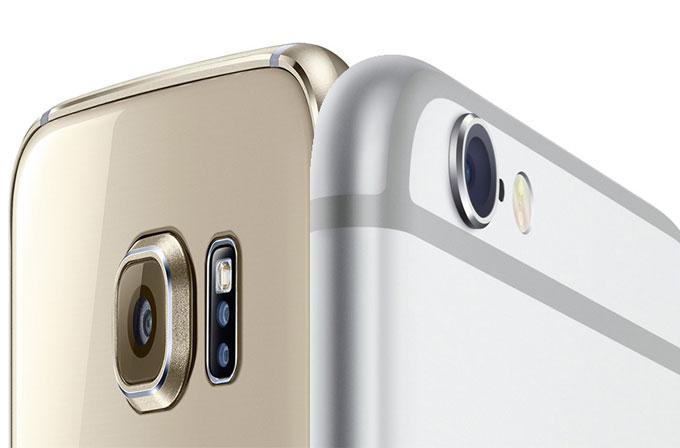 Galaxy S6'nın kamerasının diğer akıllı telefonlarla karşılaştırdık!