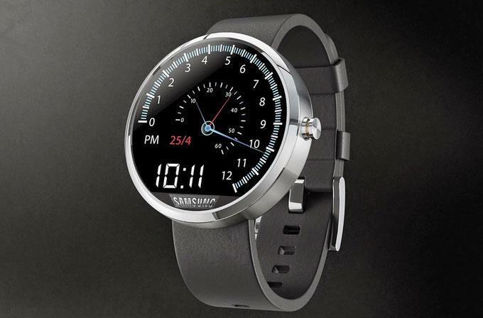 Samsung'un yeni akıllı saati Gear A sızdırıldı