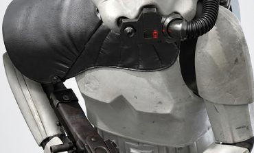Star Wars Battlefront'tan bir Stormtrooper görseli
