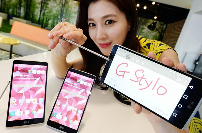 2TB microSD kart destekleyen akıllı telefon: LG G Stylo