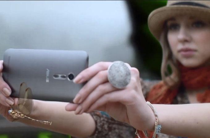 ASUS'tan 10 dakikalık Zenfone 2 tanıtım videosu