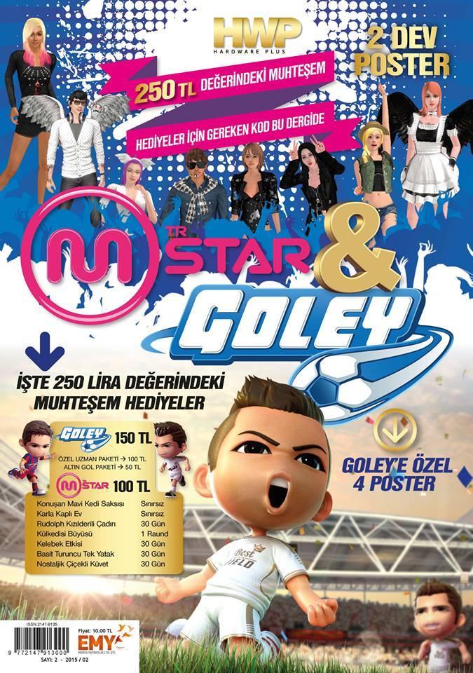 MStar & Goley