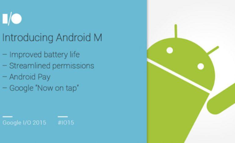 Android M'den ilk öğrendiklerimiz ve ekran görüntüleri