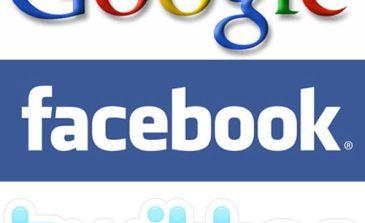 Google, Facebook ve Twitter'a yasak tehdidi