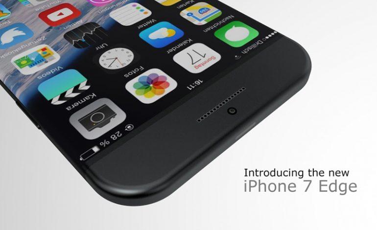 """Büyüleyen yeni """"iPhone 7 Edge"""" konsepti"""