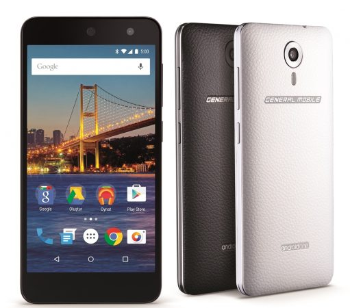 __General Mobile__Android One