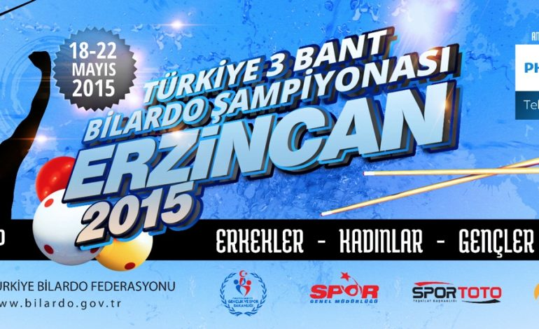 Philips TV,  Türkiye 3 Bant Bilardo Şampiyonası'nın ana sponsoru oldu