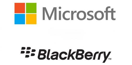 MICROSFOT VS BLACKBERRY