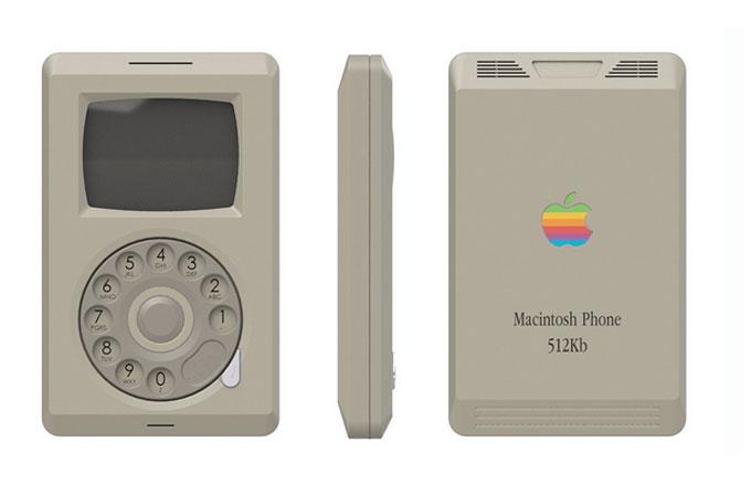 Apple, 1984'te akıllı telefon çıkarsaydı nasıl görünürdü?