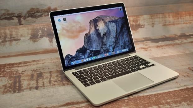 15 inç MacBook Pro'da AMD GPU'su