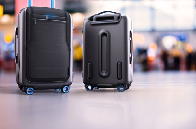 Samsung ve Samsonite işbirliği ile akıllı bavul üretilecek