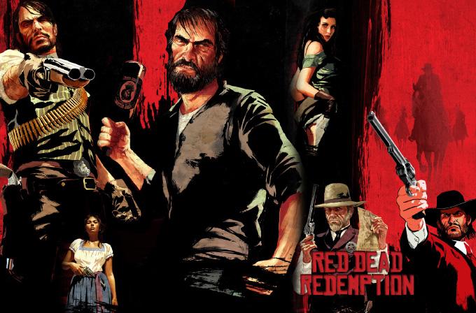 Red Dead Redemption'a GTA V'li 5. yıl videosu