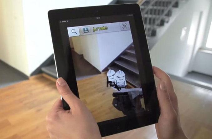 Apple, arttırılmış gerçeklik firması Metaio'yu satın aldı