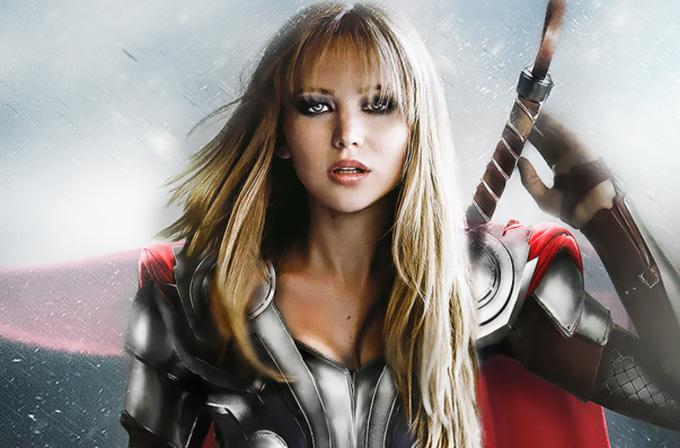 Galeri: The Avengers üyelerinden başarılı cinsiyet değişimi