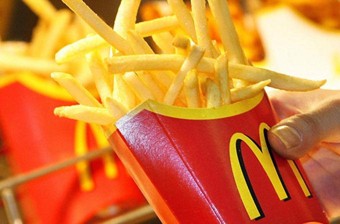 """Evde """"McDonald's patatesi"""" nasıl yapılır? [VİDEO]"""