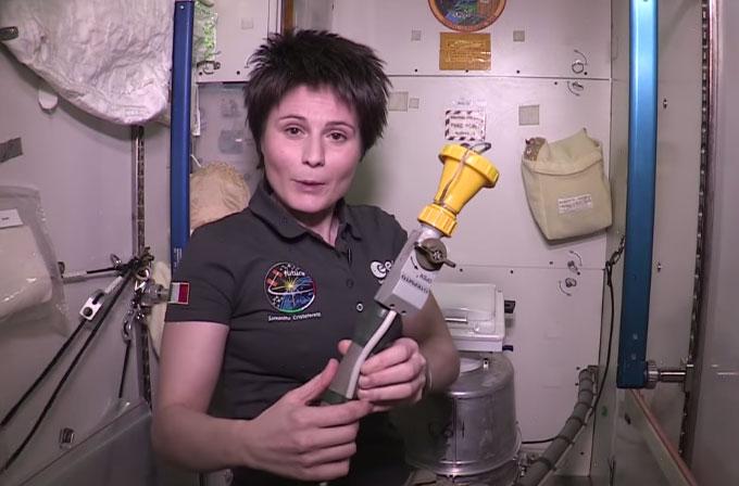 Uluslararası Uzay İstasyonu'nda tuvalet nasıl kullanılıyor?