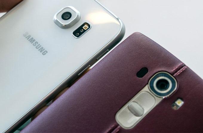 Samsung Galaxy S6 ve LG G4 kamera karşılaştırması