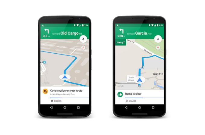 Google Maps'e offline navigasyon desteği geliyor