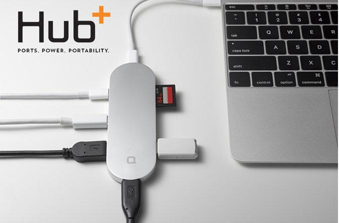 Yeni Macbook'a sahip olanların ihtiyacı olan şey: Hub+