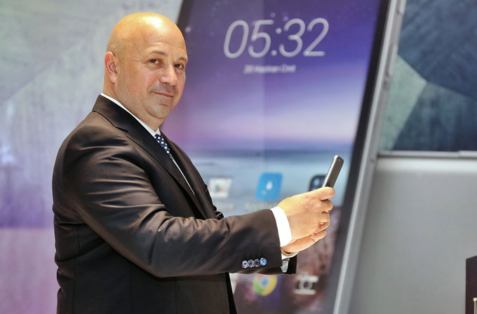 Turkcell Genel Müdürü Kaan Terzioğlu ile T60 hakkında konuştuk