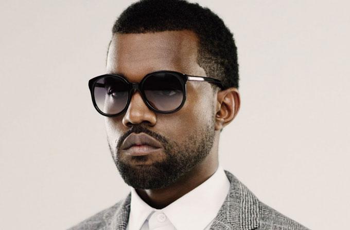 Altın kayışlı Apple Watch şimdi de Kanye West'in kolunda
