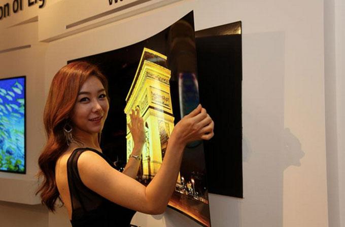 LG'nin yeni OLED TV'si 1mm'den daha ince