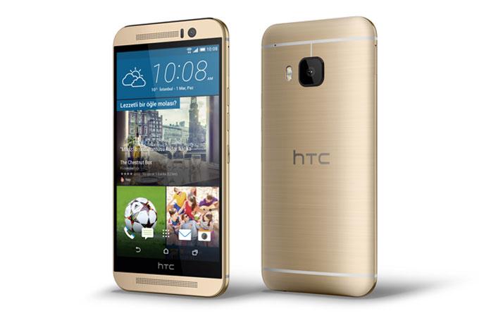 """HTC: """"One M9 ve M9+ Android M'e güncellenecek"""""""
