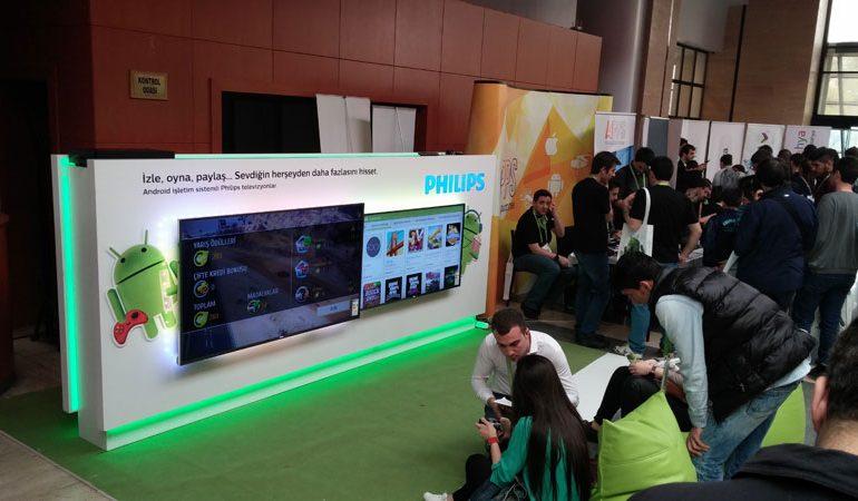 Android TV'ler, oyun dünyasını ve akıllı evleri de dönüştürüyor