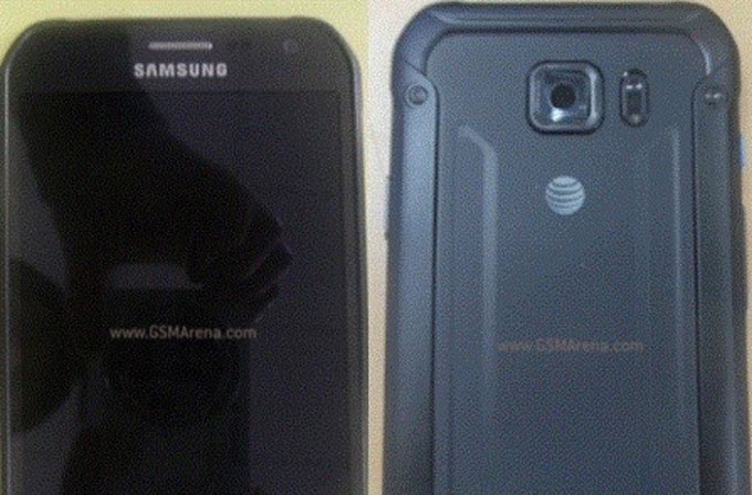 Galaxy S6 Active'in ilk fotoğrafı