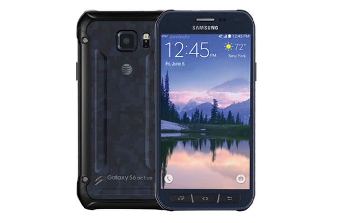 Galaxy S6 Active, Samsung'un resmi sitesinde görüldü