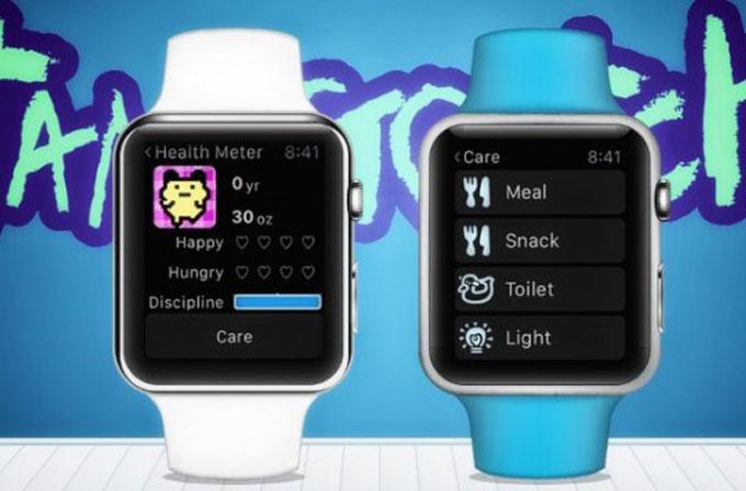 Sanal bebek çılgınlığı Apple Watch ile geri dönüyor