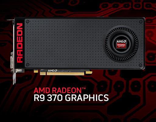 AMD Radeon R9 370'in referans tasarımı ortaya çıktı