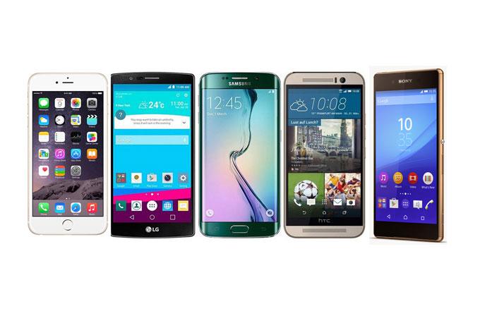 Satın alabileceğiniz en iyi akıllı telefonlar (Haziran 2015)