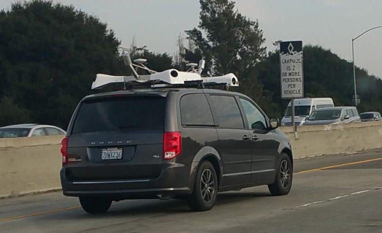 Apple da bir Street View hazırlığı içerisinde