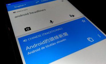 Google Translate günde 100 milyar kelime çeviriyor