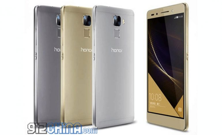 Huawei yeni telefonu Honor 7'yi duyurdu