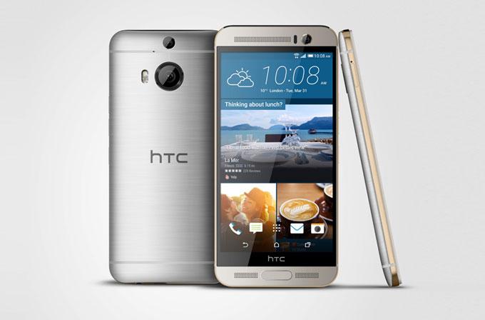 HTC One M9+ üçüncü çeyrekte Avrupa'da