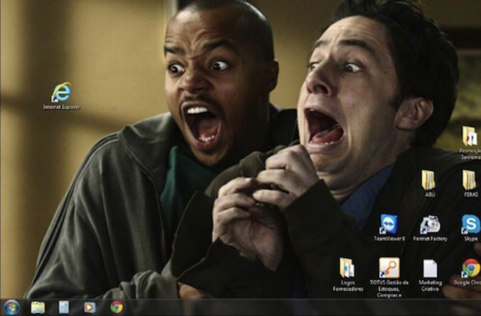 Sevilmeyen evlat Internet Explorer