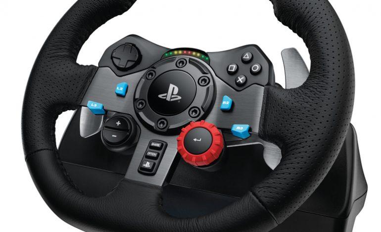 Playstation 4 için yeni direksiyon: Logitech G29