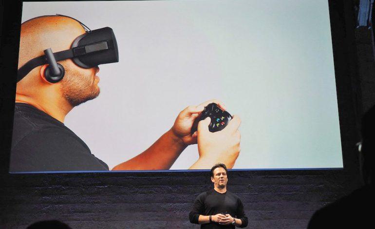 Oculus için Xbox One kontrolü geliyor!