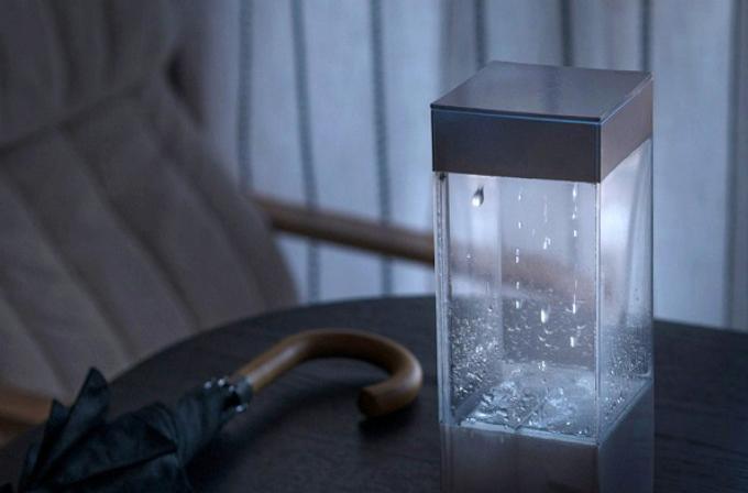 Tempescope ile o günkü havayı oturma odanızda yaşayacaksınız [Video]