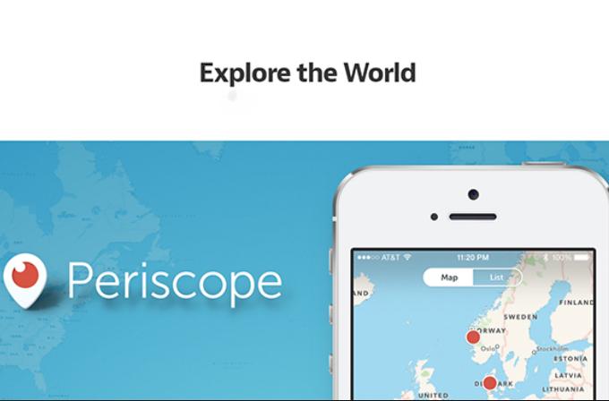 Periscope Artık Türkçe!