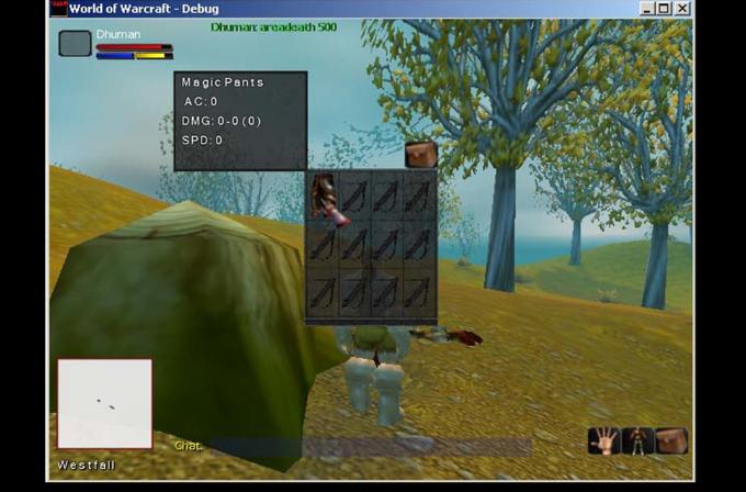 World of Warcraft'ın gelişim aşamasından görseller yayımlandı!