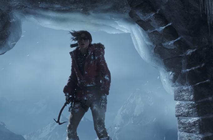 Yeni Tomb Raider oyunu için kıyaslama görselleri geldi